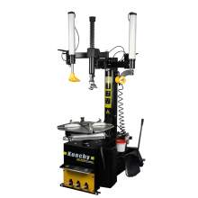 Dual Assist Arms Tire Changer Machine 24 Inch Capacity Swing Arm