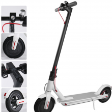 Folding Electric Scooter for Adults With Three Speeds Up To 15 Miles