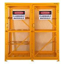 Cylinder Storage Cabinet 17 Cylinder Capacity Unassembled
