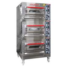CPBM 3-US-pan Electric Three Deck Oven 220v/3ph Made In Taiwan