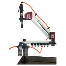 """1/8""""-3/8"""" Vertical Type Pneumatic Air Tapping Machine"""