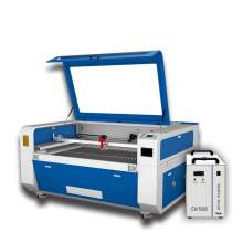 FDA Reci W4 Co2 Laser Engraver Cutter Machine with S&A Water Chiller