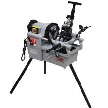 "New Pipe Threading Machine 1/2"" - 2"" Two Speed Shifing Threader 1.7HP"