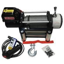 9500 lb 12V winch and accessory