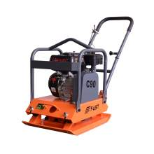 6.5 HP Compacting Machine Vibrating Petrol Road Plate Compactor