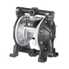 """3/8"""" Aluminum Alloy Air-Operated Double Diaphragm Pump Made in Taiwan"""