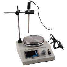 1L Laboratory Magnetic Stirrer Hot plate Digital Display