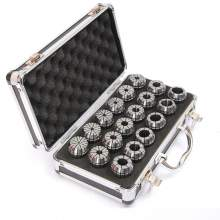 ER32-18PCS(3mm-20mm) Precision Spring Collet  Aluminum alloy box