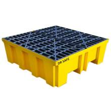 Spill Containment Pallet 4 Drum high