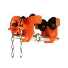 Manual Chain Geared Beam Trolley