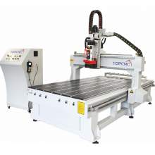 3-Axis Auto Tool Changer CNC Wood Router4' × 8' Table TC-1325AC