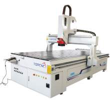 Top CNC Three Axis Automatic Tool Changer Wood CNC Router Machine