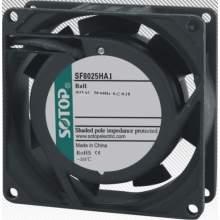"Axial Fan 115V AC 3-3/20"" x 3-3/20"" x 2-49/50"""