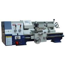 "Bolton Tools CQ9332 12"" x 24"" Gear-Head Metal Lathe"