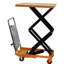 Bolton Tools Hydraulic Double Scissor Lift Table Cart   220 lb   TF10