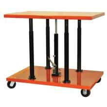 Bolton Tools Center Post Hydraulic Lift Table | 2200 lb | PT-20-2436