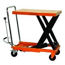 Bolton Tools Hydraulic Scissor Lift Table Cart | 1100 lb | TF50