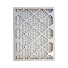 18 x 24 x 4 Basic Household Pleated Air Filters MERV13 Qty 4