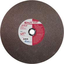 "United Abrasives 14"" X 1/8"" X 1"" A24R 
