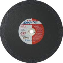 "United Abrasives 14"" X 1/8"" X 1"" A24R XFC 