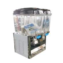Double Juice Dispenser 7.92 Gallons Two Compartments