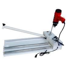 Manual Shrink Wrap System 12 in I-Bar Sealer & 450W Heat Gun