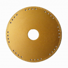 "Diamond Cutting Disc  For Angle Grinder 4-1/2"" x 7/8"" x 1/16"" 1Pc"