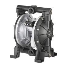 """1"""" Aluminum Alloy Air-Operated Double Diaphragm Pump Made in Taiwan"""