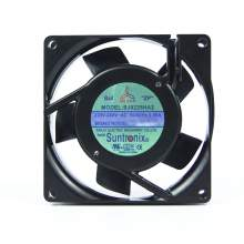 5-7/25'' Standard square Axial Fan square 230V AC 1 Phase 25cfm