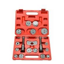 Vehicle Tools 18pcs Brake Caliper Piston Wind Back Tool Kit