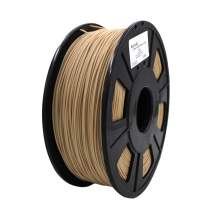 3D Printer Wooden PLA Filament Dimensional Accuracy +/- 0.02 mm 1 kg