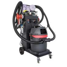 Dust-Free Dry Grinding Machine 1600W Auto Dust Free Dry Dust Polisher