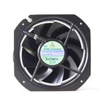 8-43/50''  Standard square Axial Fan square 230V AC 1 Phase 600cfm