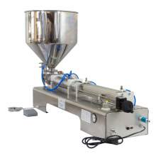 Pneumatic Paste/Liquid Filling Machine A