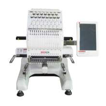 Embroidery Machine 15 Needle Hat Cap T-shirt Embroidery