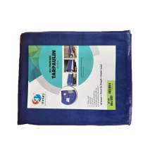 Poly Tarp 9 ft x 12 ft Blue Tarp Cover 5 mil thickness Waterproof