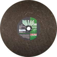 "United Abrasives 14"" X 1/8"" X 1"" BIG M.A.C. 
