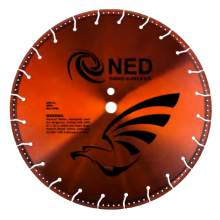"NED 14"" Black Eagle (Rescue Blade)"
