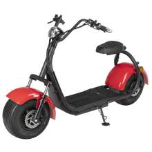 Big Fat Tire Electric Scooter 60V 20Ah 1500W For Adults