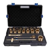 "Non-Sparking Socket Wrench Set 21-PC 3/4"" Beryllium Copper"