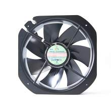 12-7/10'' Standard Square Axial Fan Round 115V AC 1 Phase 1130cfm