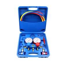 3 Way R134A AC Manifold Gauge Set Refrigerant Charging