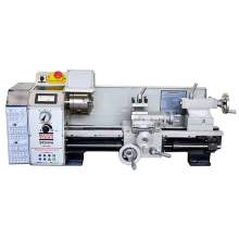 Bolton Tools BT210VG 8 inch X 15 inch Precision Mini Metal Lathe Variable Speed