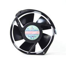 6-77/100'' Standard square Axial Fan square 115V AC 1 Phase 280cfm