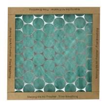 """Fiberglass Non-Pleated Air Filter 12"""" x 20"""" x 1"""" Pkg Qty 10"""