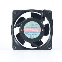 3-3/20''Standard square Axial Fan square 115V AC 1 Phase 32cfm