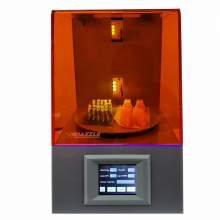 UV  Chamber 405nm 360 Degree Rotatable 3D Printing Post-Curing Machine