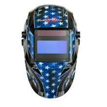 Industrial Welding Helmet Replace Battery DIN16 Full Shade True Color