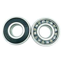 10 pcs 6203 RS Sealed Ball Bearing - 17x40x12 - Chrome Steel