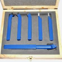 "12-279-A05 6 pcs 1/2"" Carbide Tipped Tool Bit Set"